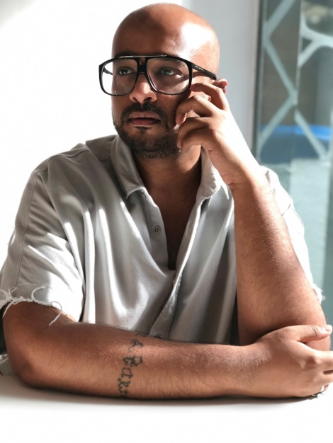 Filmmaker Faraz Arif Ansari